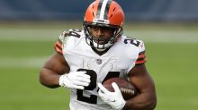 Will the Cleveland Browns sign Nick Chubb to an extension this offseason?
