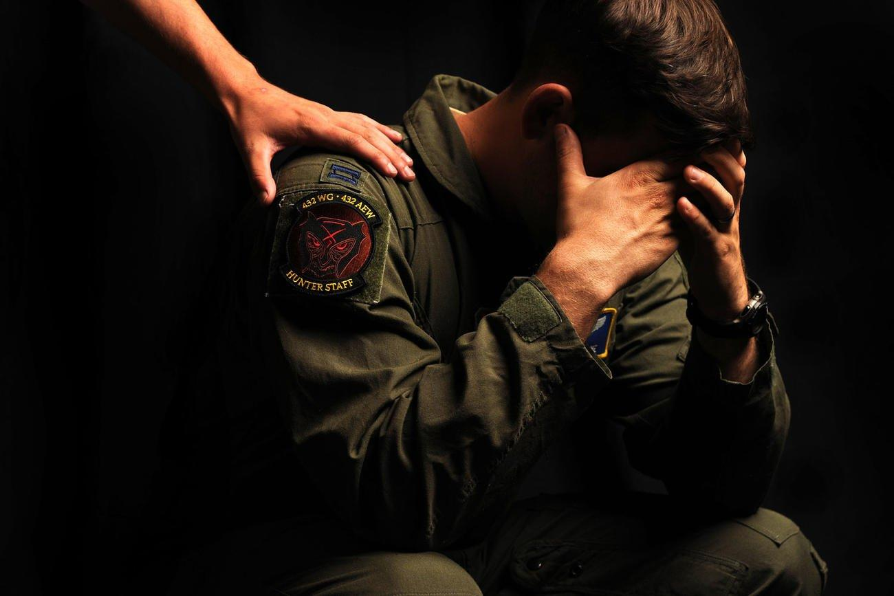PTSD and Substance Use Disorders Are a Vicious Cycle for Veterans