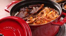 金蠔海鮮煲仔飯