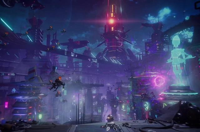 'Ratchet & Clank: Rift Apart' is an interdimensional adventure for PS5