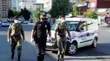 Nächtliche Demonstration in Aserbaidschan für Militäroffensive gegen Armenien