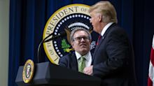 Trump Says He'll Nominate Andrew Wheeler As Permanent EPA Administrator