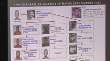 PNP names mastermind in Gen. Tinio, NE Mayor Ferdinand Bote's slay