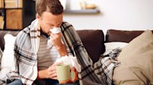 The 6 stages of 'man flu' that every woman dreads