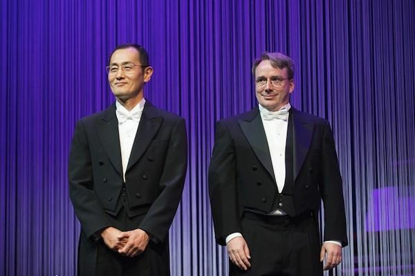 Linus Torvalds shares Millennium Technology Prize with pioneering stem cell scientist