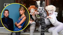 Filming wraps on film version of musical 'Cats', starring Taylor Swift and James Corden