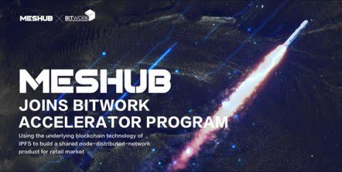 MESHUB joins Bitwork Accelerator Program