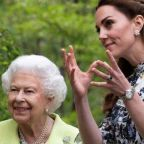 The Queen Praises Entrants to Kate's Photography Project as the Exhibition Goes Live