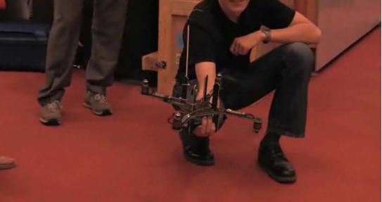 MIT takes the wrappers off autonomous, robotic helicopter with intelligent navigation