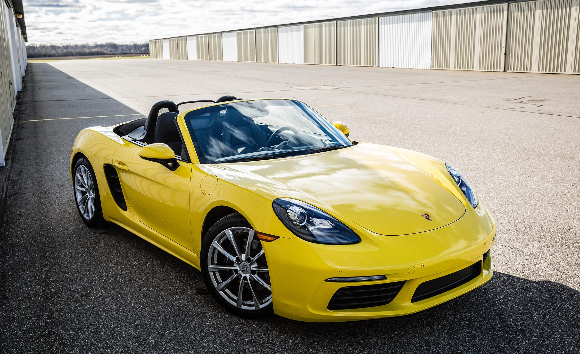 2017 porsche 718 boxster pdk automatic. Black Bedroom Furniture Sets. Home Design Ideas