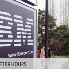 IBM shares drop on Q2 earnings