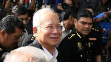 Malaysian ex-PM quizzed for second time over graft claims