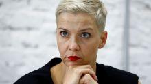 La líder bielorrusa Kolesnikova rompe el pasaporte en la frontera con Ucrania para impedir su deportación