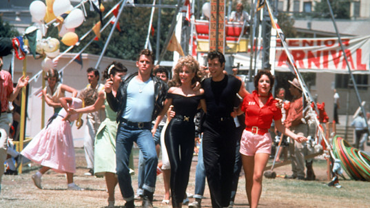 'Grease' turns 40: The Pink Ladies and T-Birds remember the wild ride filming the carnival