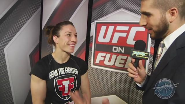 Sara McMann willing to wait, get more experience before fighting Ronda Rousey