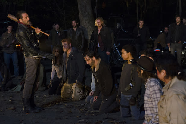 'Walking Dead': Relive Angriest Reactions From 'Totally Unnecessary' Cliffhanger