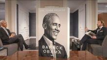 """""""Peut-être que j'ai apporté une sensibilité littéraire à la présidence"""" : Barack Obama évoque les livres qui l'ont nourri"""