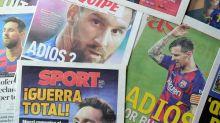 """Primera Division: Barca reagiert: """"Kein Streit"""" mit Messi - gab es Zoff mit Koeman?"""