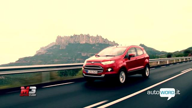 Video Ford Ecosport