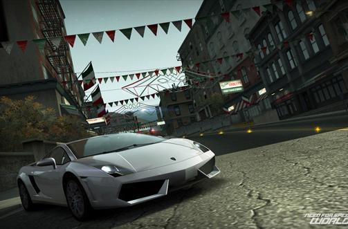 Need for Speed World shifts to free-to-play model, as user base passes 1 million milestone