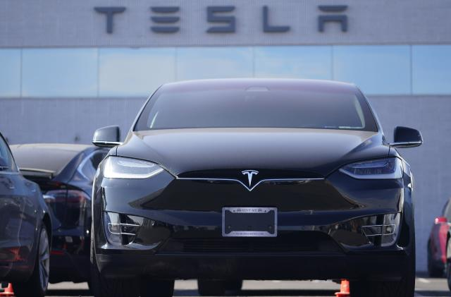 Tesla ordered to recall 12,300 Model X EVs over a loose trim issue