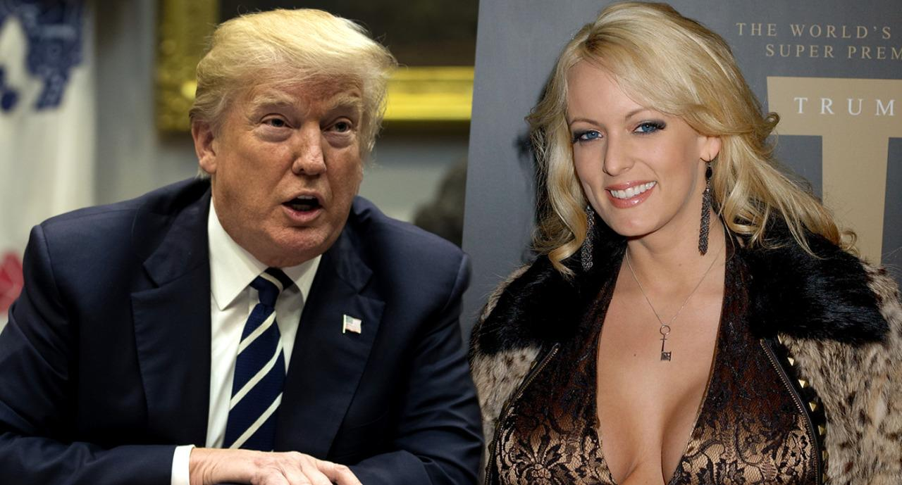 Report: Porn star said she had yearlong affair with Trump in 2006