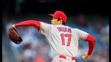 Shohei Ohtani stars on mound, at plate as Angels win in 10