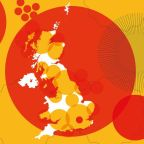 In charts: how Covid lingered across northern England despite lockdown