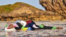 """Burkinis sind """"immer noch schön"""": Halima Aden über ihr Foto-Shooting für """"Sports Illustrated"""""""