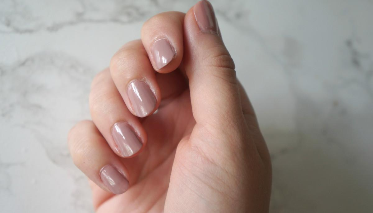 I Found the Perfect Neutral Summer Nail Polish, Plus COTW!