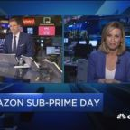 Amazon Prime Day sales up 89 percent in first 12 hours fr...