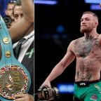 Mayweather-McGregor fight to be shown live in movie theaters