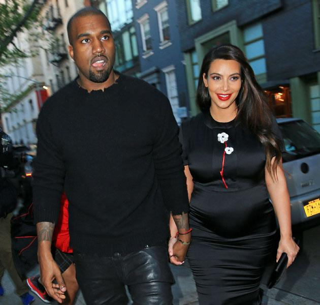 Will Kanye West Show Up For Kim Kardashian's Baby Shower?