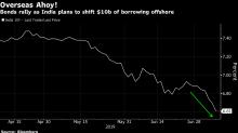 Modi's $10 Billion Offshore Bond Plan Is Music for Local Markets