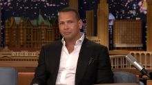 Alex Rodriguez Gets Mistaken for Jennifer Lopez's Security Guard