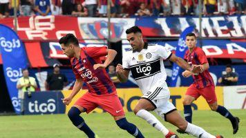 Un partido de suspensión para el argentino Pachi Carrizo