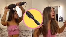 'TikTok made me buy it': Why this one-step dryer is going viral