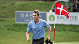 Golf - Belgian Pieters wins in Denmark