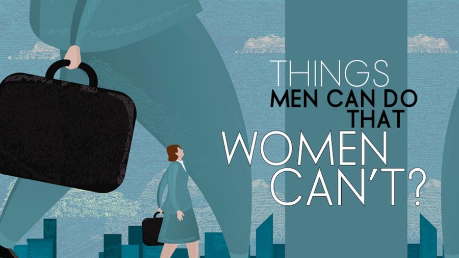 【職場生存法】甚麼年代了?這8件職場男女不平等事竟還會出現!