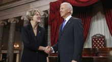 Biden, Warren to share a 2020 debate stage for the first time tonight