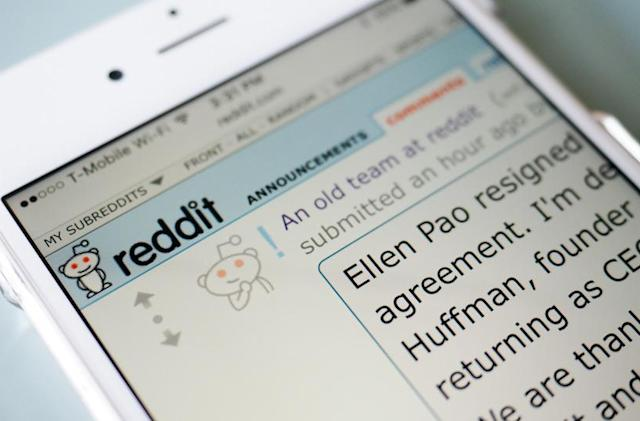 Former Reddit CEO says the site's about to be purged