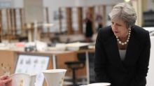 UK PM May takes Brexit trip to Northern Irish border