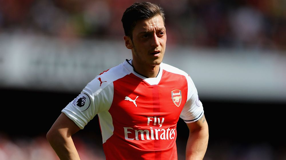 Ozil and Ramsey to miss Arsenal's clash with Cologne