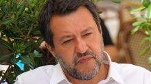 """Salvini: """"Difenderemo le riforme, Draghi paracadute per l'Italia"""""""