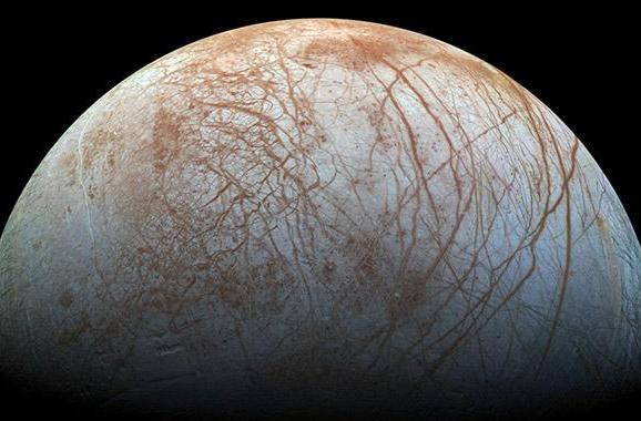 NASA wants to send an orbiter to Jupiter's moon Europa in a decade