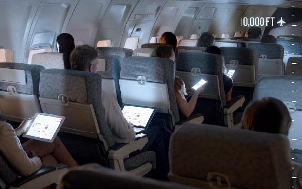 WSJ: FAA will soon ease in-flight restrictions for some electronic devices