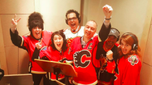 Calgary Cowtown Opera returns with new Flames playoff anthem (Video)