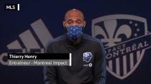 """Montreal Impact - Henry : """"Contrôler le tempo du match"""""""