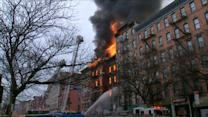Three Critical After New York City Building Explosion