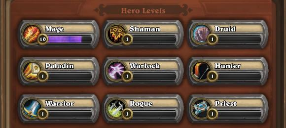 Life after the tutorial in Hearthstone